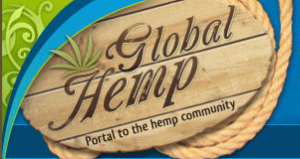 1996 Global Hemp article about Paul Stanford and Tree Free Eco Paper