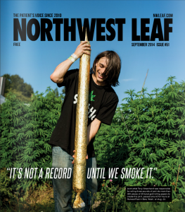 2014 NW Leaf article about Paul Stanford and Tree Free Eco Paper
